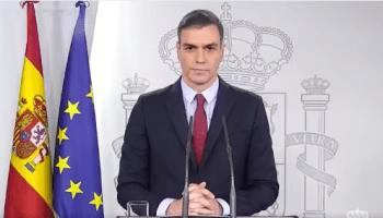 Coronavirus Estado de Alarma España Pedro Sánchez