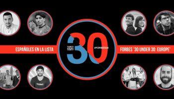 30 under 30 Europe 2020: los jóvenes españoles más prestigiosos de Europa