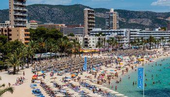Mallorca Playa Vacaciones Verano Turismo