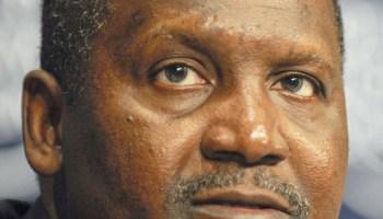 Aliko Dangote, el hombre más rico de África
