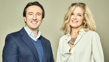 Carlos Sánchez y Silvia Velasco, socios fundadores de Be a Lion