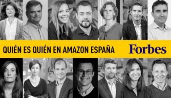 Equipo directivo Amazon España