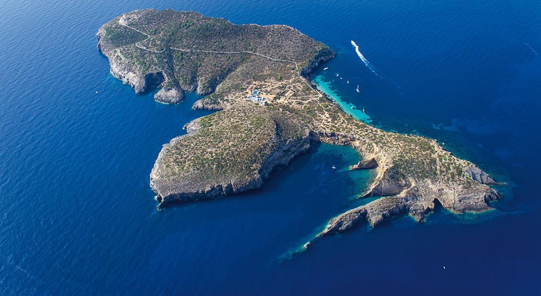 Isla Tagomago (Islas Baleares)
