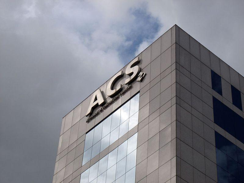 Edificio de ACS en Madrid