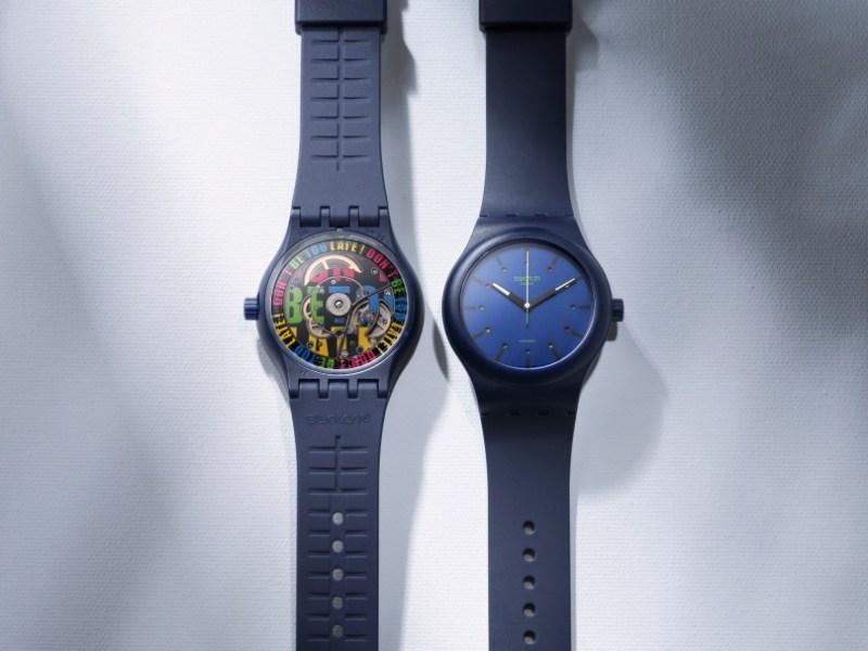 Swatch Sistem51: la revolución mecánica se encuentra en la naturaleza