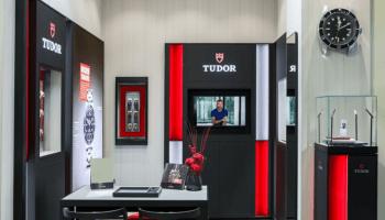 CHOCRÓN Joyeros inaugura un espacio TUDOR en su boutique de Madrid