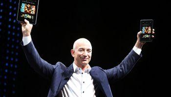 La fortuna de Jeff Bezos crece casi 14.000 millones en la última semana