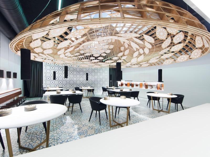 Restaurante Noor. Paco Morales
