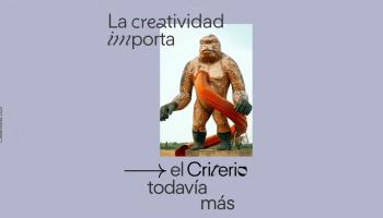 Cartel Premio Nacional de Creatividad 2021 de Club de Creativos