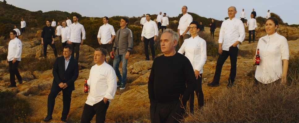 Estrella Damm y los grandes chefs del país se comprometen con el futuro de la hostelería