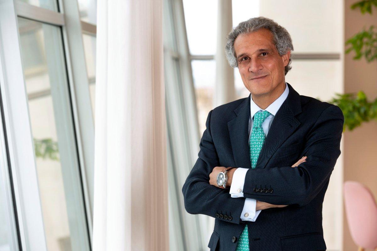 Raúl González, CEO para EMEA de Barceló Hotel Group.