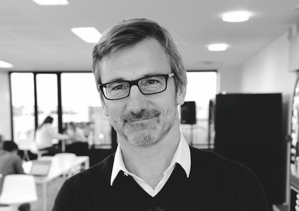 Antony Dumas, CEO de Webedia