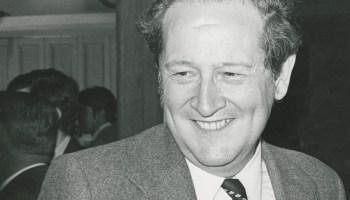 Ignacio H. de Larramendi, impulsor de la actual MAPFRE y su Fundación.