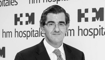 Juan Abarca, presidente de HM Hospitales