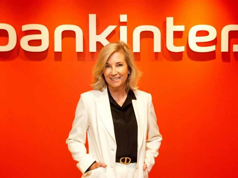 María Dolores Dancausa, CEO de Bankinter.