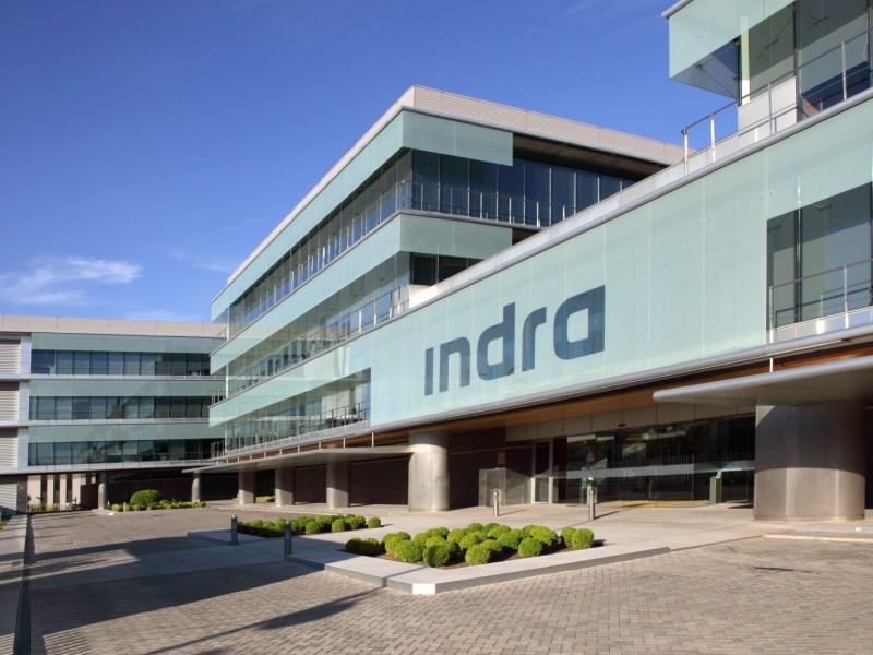 Indra edificio