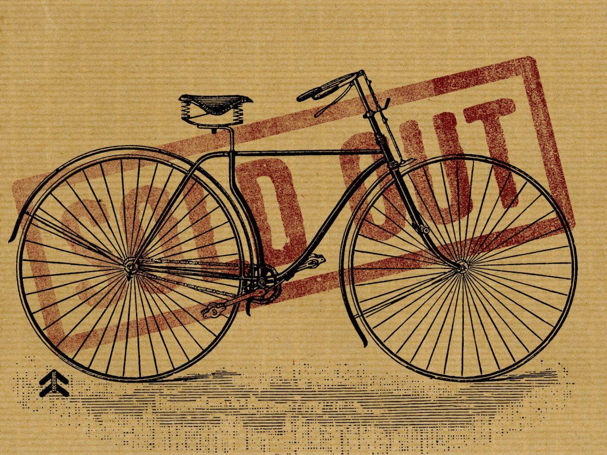 Bici. Ilustración: Fatal Constrictor