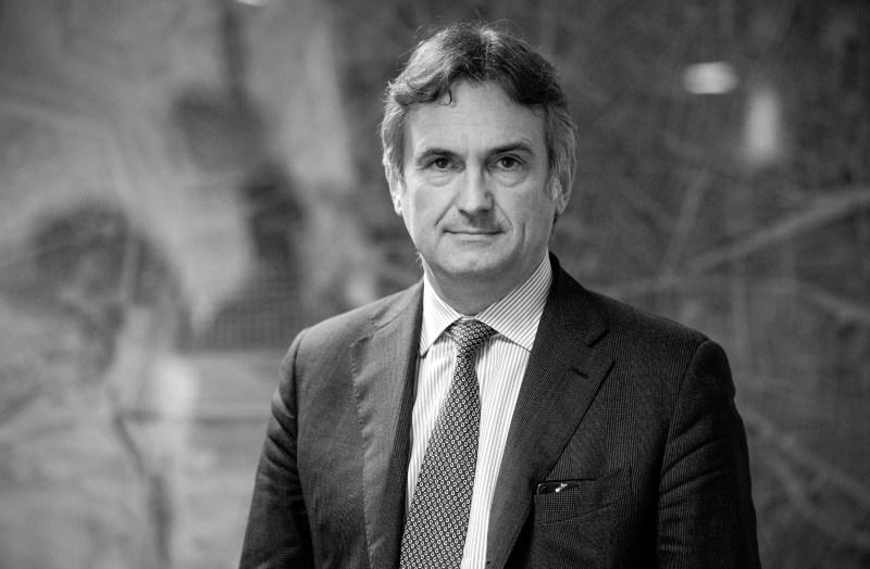 Marco Pompignoli, presidente ejecutivo de Unidad Editorial