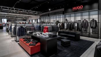 Tienda de Hugo Boss en Metzingen (Alemania). Foto: EP