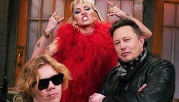 Elon Musk debuta como anfitrión en Saturday Night Live