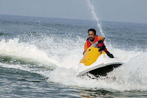 How One Man Secured Mangalore's Beaches