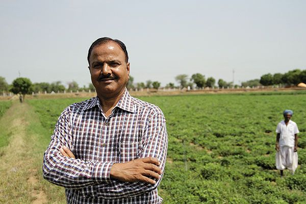 The Potato Farming Success of Gujarat's Banaskantha District