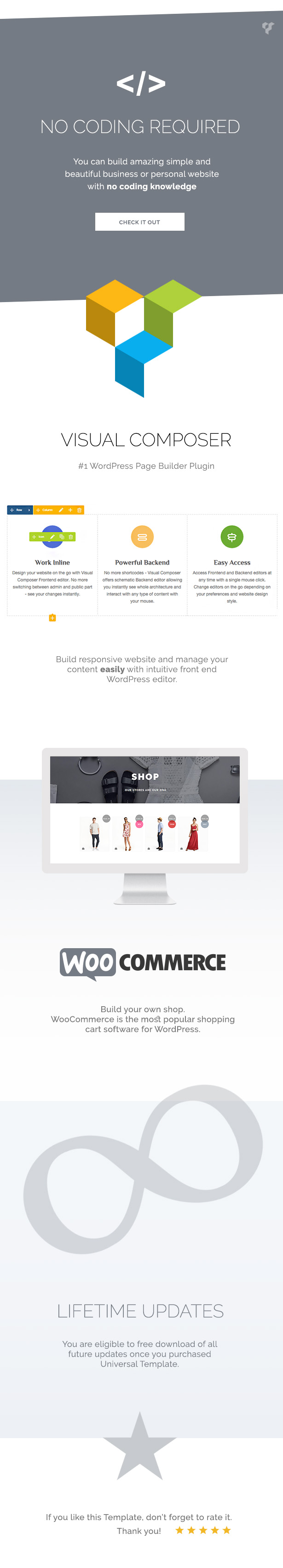 Universal - Smart Multi-Purpose WordPress Theme - 6
