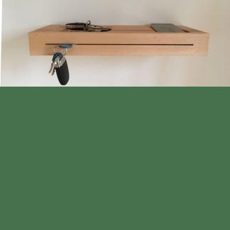 Schlüsselbrett Buche
