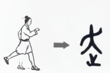 chinese character old