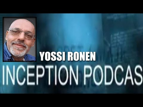Inception Podcast: Extraordinary Spiritual Insights and Experiences with Yossi Ronen(Preview)