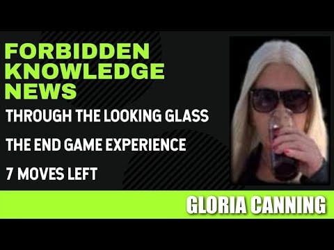 Through the Looking Glass – The End Game Experience – 7 Moves Left with Gloria Canning