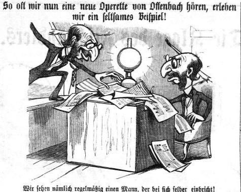 Offenbach cartoon