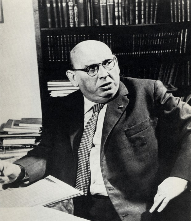 Hanns Eisler in East Berlin
