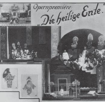 Ad for 'Die heilige Ente'