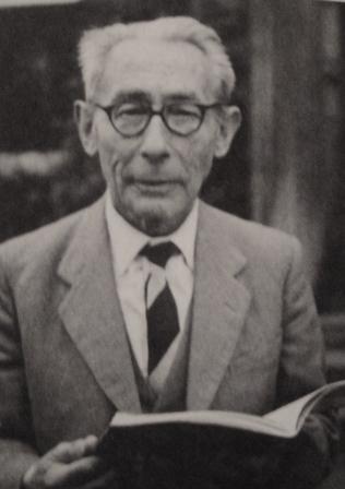 Hans Gál as music lecturer in Edinburgh University