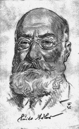 Guido Adler - the father of modern comparative musicology and Wellesz's teacher