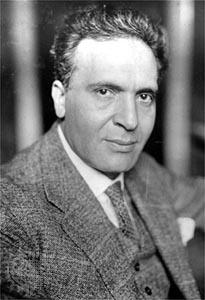 Bruno Walter in 1938