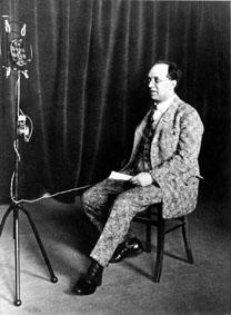Schreker in broadcast mode