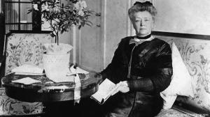 Bertha von Suttner, 1843 - June 21, 1914