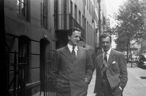 Britten and Pears in New York