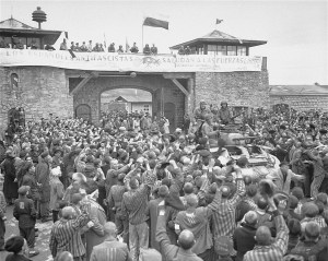 The Liberation of Mauthausen, May 1945