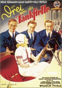 A popular film with a score by Werner Richard Heymann - banned in 1934