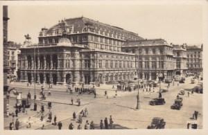 Vienna's State Opera 1940