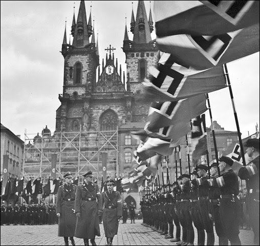 The Nazi High Command in Prague