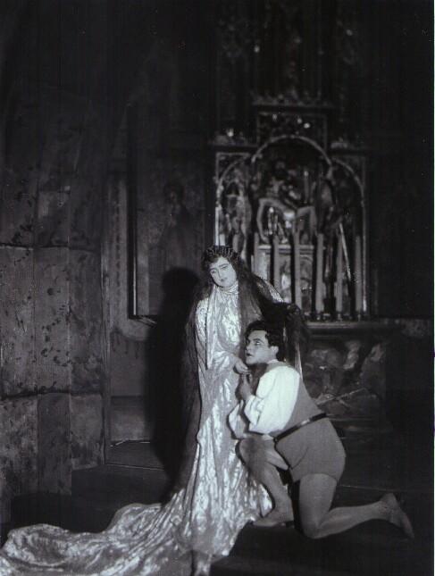 Lehmann and Kiepura in Vienna's 'Heliane' 1927