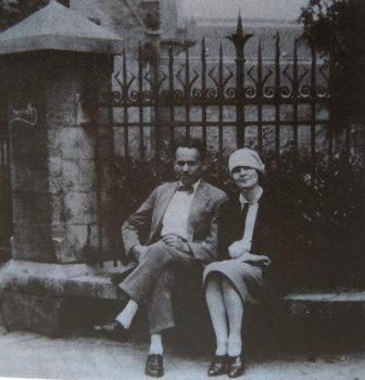 KR and Gerta Paris 1933