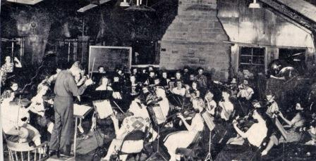 Music Summer Camp in America Tuscarawas phil. in the 1950s