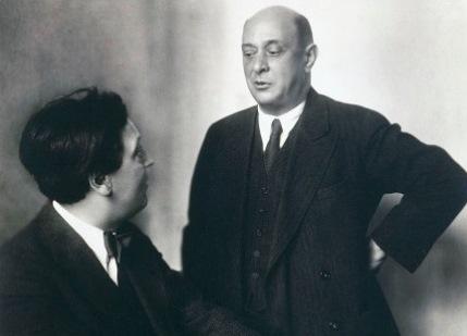 Berg and Schönberg