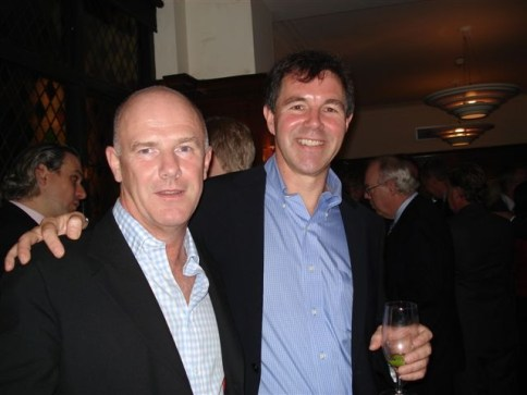 CP photo 11 party at the Ivy in London