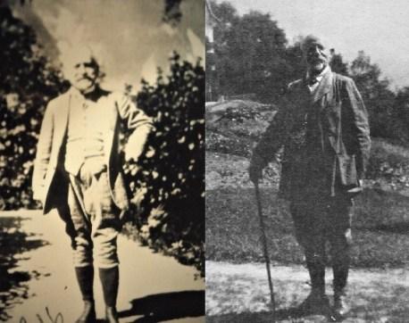 Julius Korngold and Balduin Bricht
